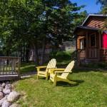 Cabins on Lake Ida