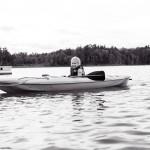 Boating on Lake Ida